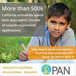 Kids and Pesticides