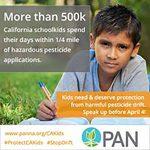 Kids and Pesticides